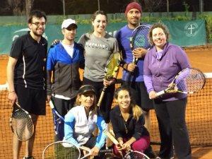 Clases de tenis para adolescentes ct